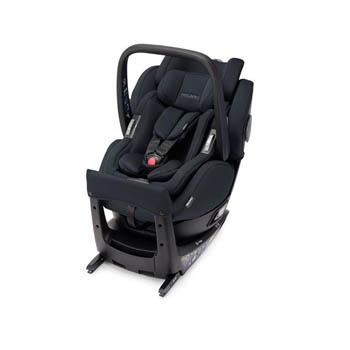RECARO Salia Elite Select, Svart